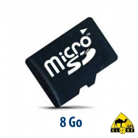 Carte micro SD - 8 Go