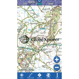 Belgique - 1 : 50 000 - GlobeXplorer