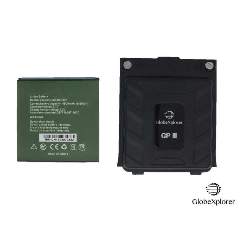 une batterie grande capacit de 4 500mah pour votre smartphone gp iii. Black Bedroom Furniture Sets. Home Design Ideas