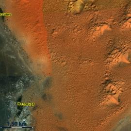 Maroc SAT - Précision 5 m - 1:25 000