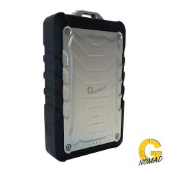 Batterie externe étanche en aluminium - PB 2001 - G'Nomad