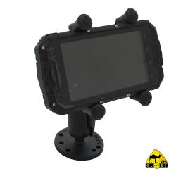 Support à visser X-Grip Smartphone - RAM MOUNT