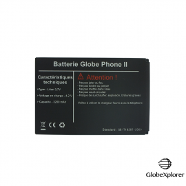 Batterie additionnelle - Globe Phone II