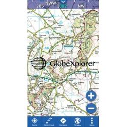 Grande Bretagne - 1 : 50 000 - GlobeXplorer
