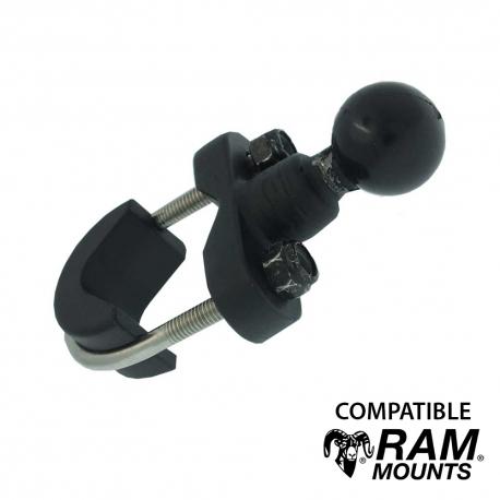 Base guidon en U - Compatible Ram mount