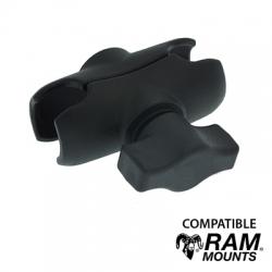 Bras de fixation - 6 cm - Compatible RAM MOUNT