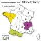 Carte IGN Zone 1 au 1 : 25 000 - GlobeXplorer