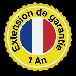 Extension de garantie - 1 an