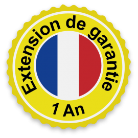 Extention de garantie - 1 an