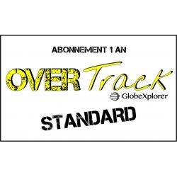 OverTrack Abonnement 1 an