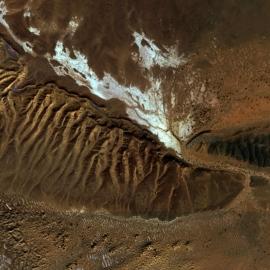 Maroc SAT GlobeXplorer - Précision 5 m - 1:25 000