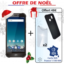 Pack Noël GPX SX 128GB