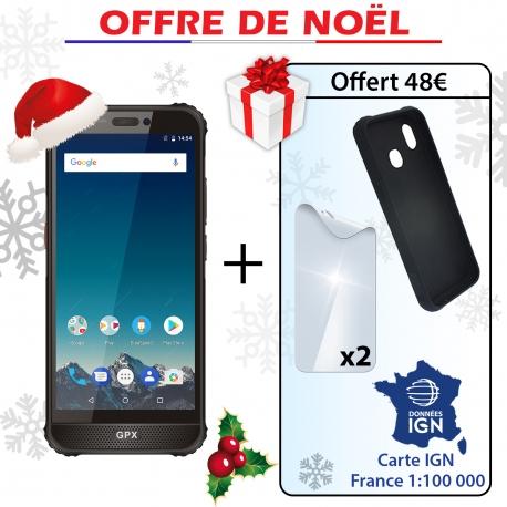 Pack Noël GPX SX 128GB