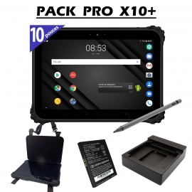 Pack Pro X10+